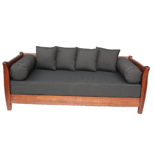 Daybed – Kwila and Teak