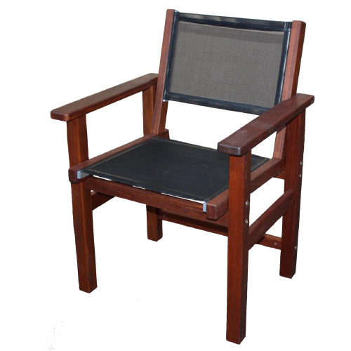 Kwila Dining Chair Text Sling