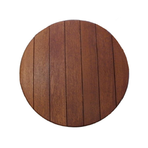 Kwila Lazy Susan Wide Board