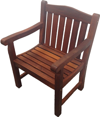 Kwila Brittany Chair
