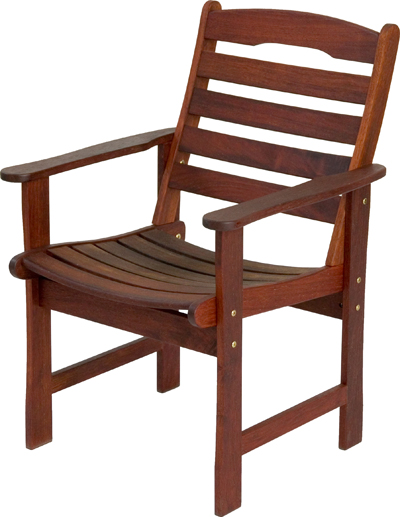Kwila Queen Chair