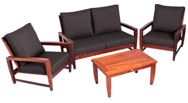 Kwila Sofa Set
