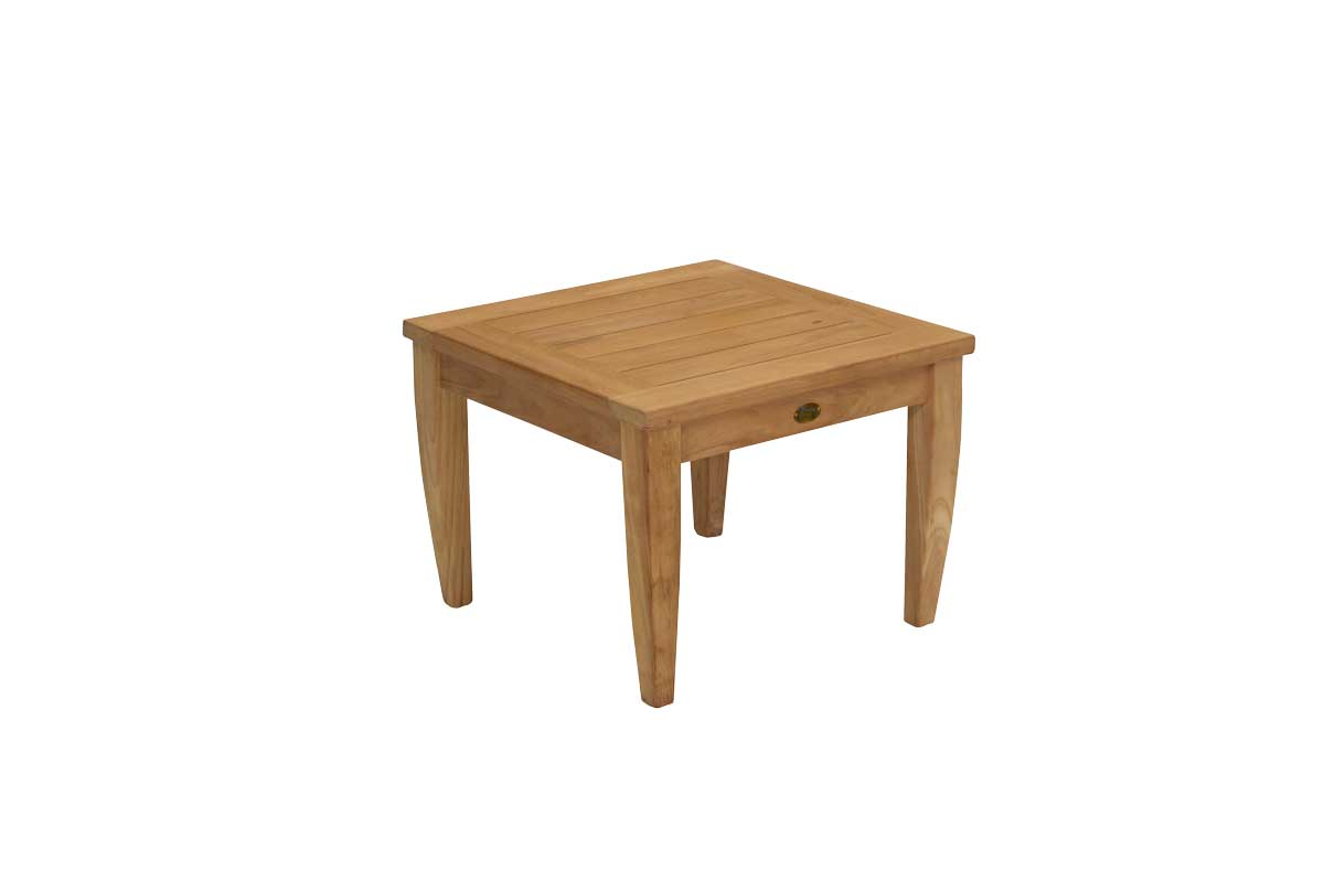 Teak 600×600 Coffee Table