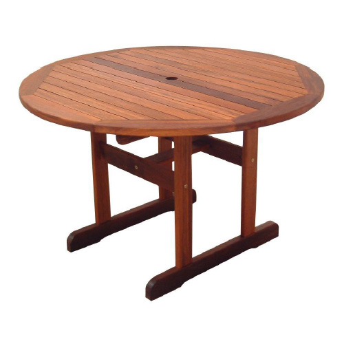 Kwila 1200mm Round Dining Table