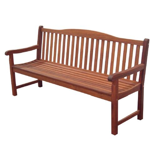 Kwila Brittany Garden Bench 1500