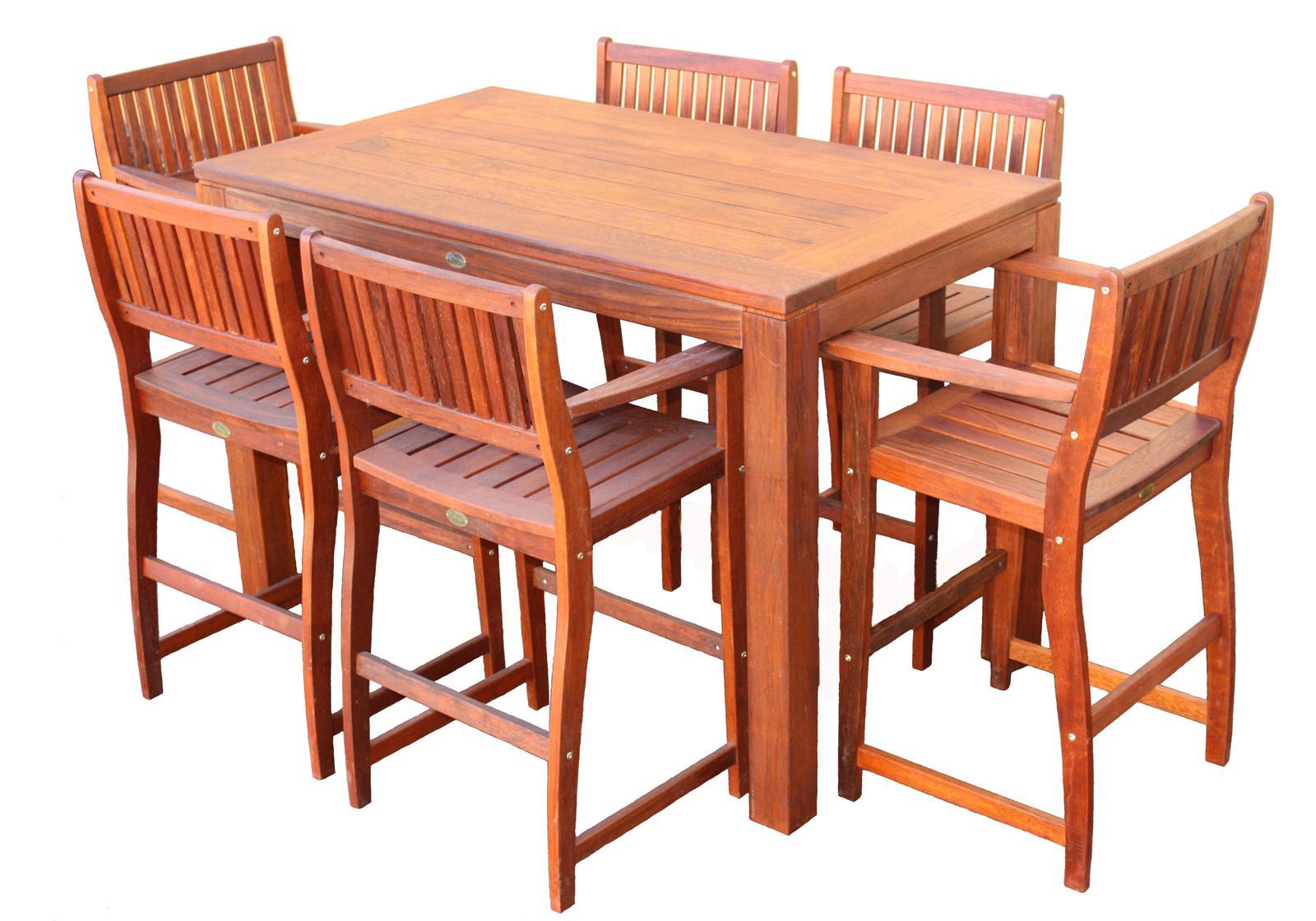 Kwila Bar Table 1500 x 860
