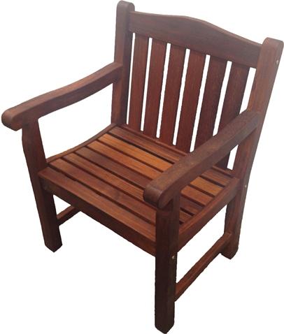 Kwila Brittany Chair
