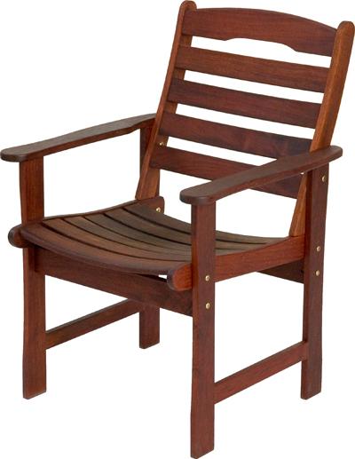 Kwila Queen Dining Chair